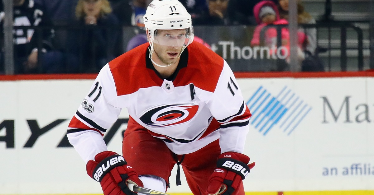Our hearts are with NHL star Jordan Staal, who has suffered a devastating loss