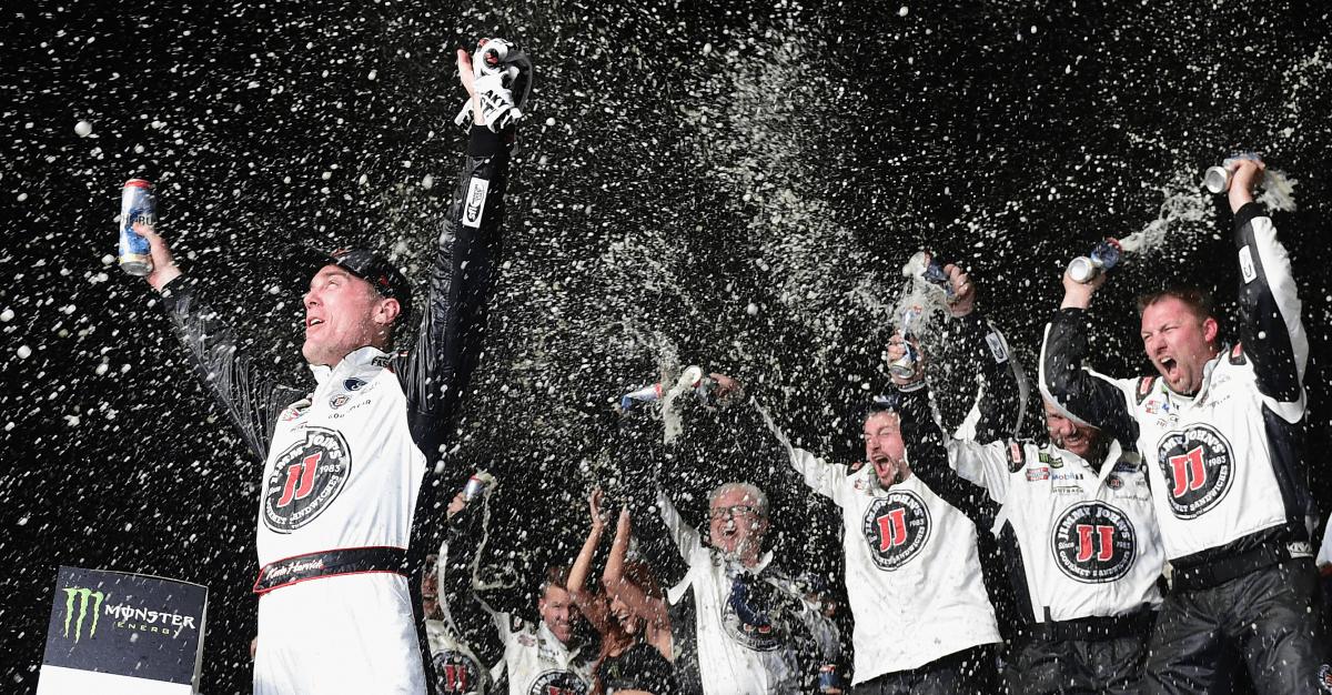 NASCAR hands down penalties to race winner's team from Atlanta Motor Speedway