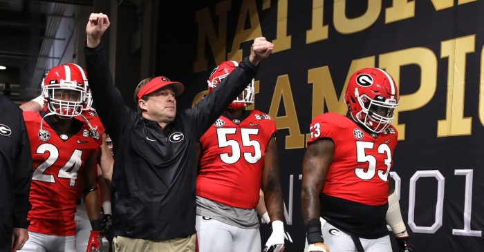 Kirby Smart's Football Camps Are Truly One-of-a-Kind