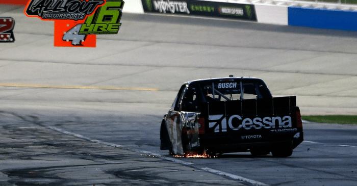 NASCAR makes decision on punishment for Kyle Busch's team