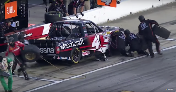 NASCAR could make a significant ruling regarding pit crew suspensions