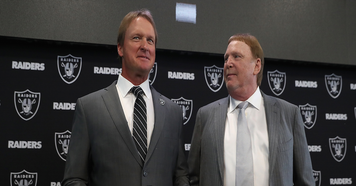 Oakland Raiders owner Mark Davis makes disparaging comment about former coaching candidate