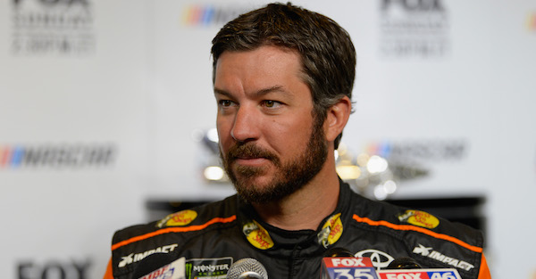 Martin Truex Jr. let his frustrations show with a tirade caught on the radio scanners