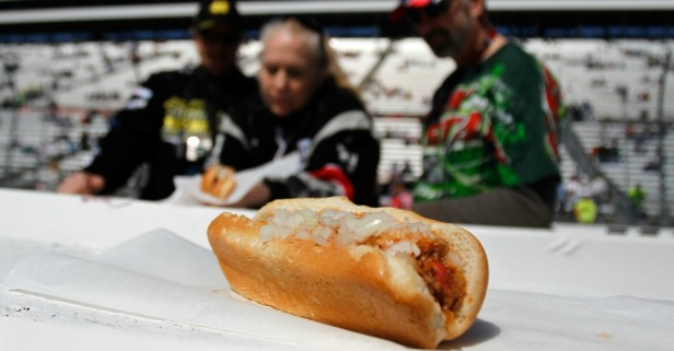 NASCAR's favorite hot dogs returning to Martinsville