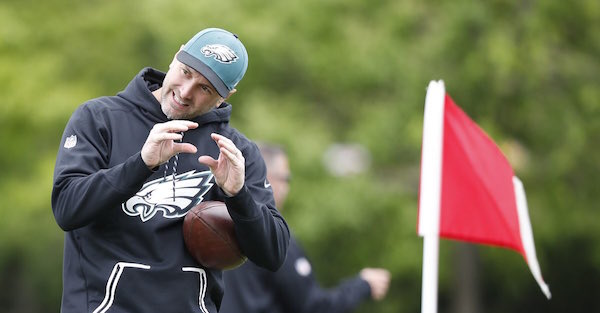 Philadelphia Eagles have reportedly found new offensive coordinator