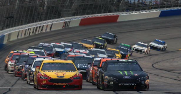 NASCAR analyst has an idea that would shake up the sport