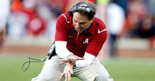Nick Saban addresses Alabama's offseason coaching changes