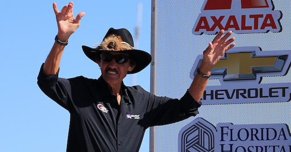 Richard Petty auctioning off 'a little bit of everything' from his historic racing career