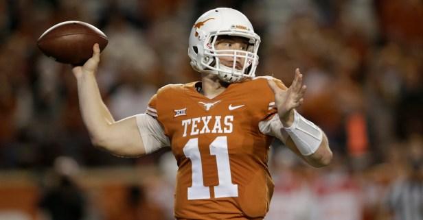 Texas QB Sam Ehlinger responds to SEC coach's social media trolling