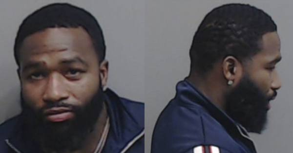 4-time boxing champion Adrien Broner has been arrested
