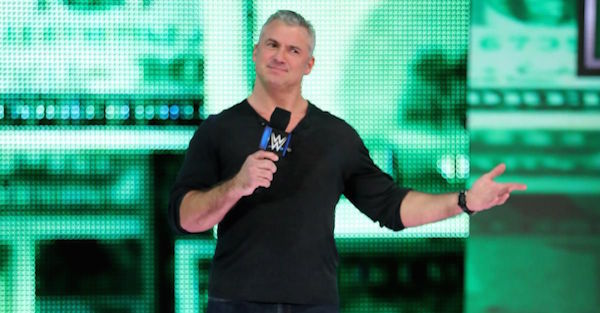 Shane McMahon makes major announcement on the next WWE Championship match
