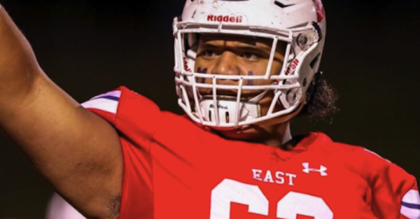 Four-star DT Siaki Ika backs off commitment, re-opens recruitment