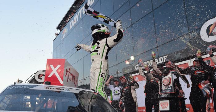 Dale Earnhardt Jr's team gets good news ahead of the race in Atlanta