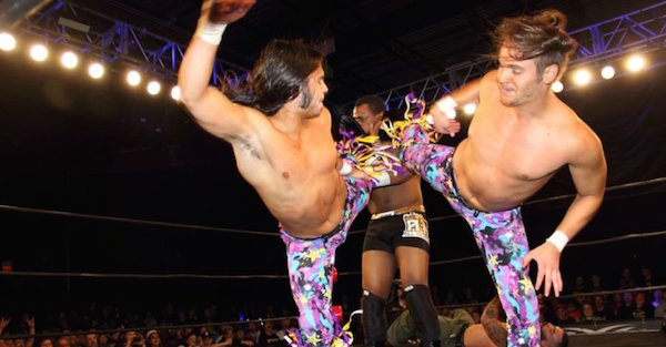 """WWE superstar says one of the hottest tag teams in wrestling """"owe it to themselves"""" to have run with company"""