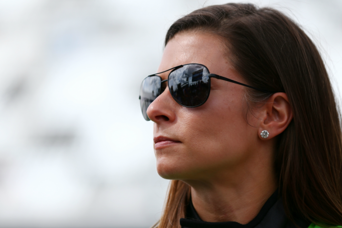 Danica Patrick sets the record straight on another driver's claims about women in racing