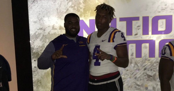 No. 7 DE Jaren Handy announces his commitment
