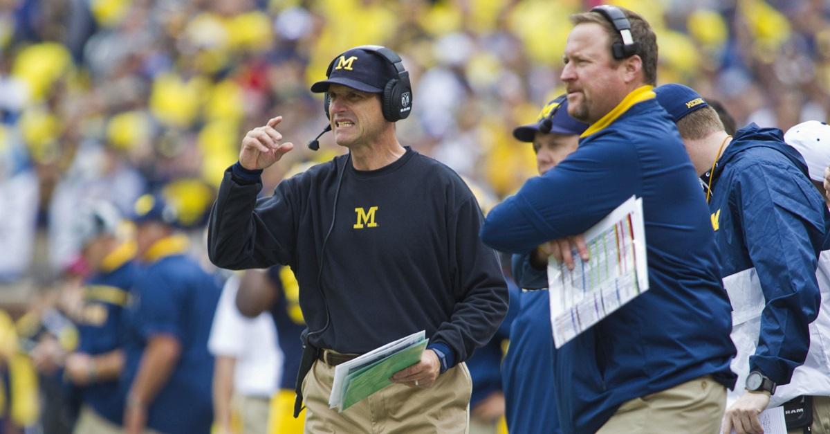Former Michigan OC Tim Drevno has reportedly found a new job