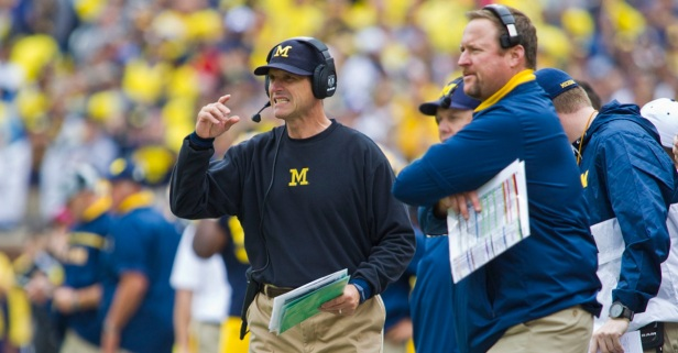 Former Michigan OC Tim Drevno has reportedly found a new job