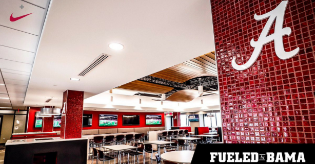 FIRST LOOK: Alabama Shows off New Sports and Nutrition Facility