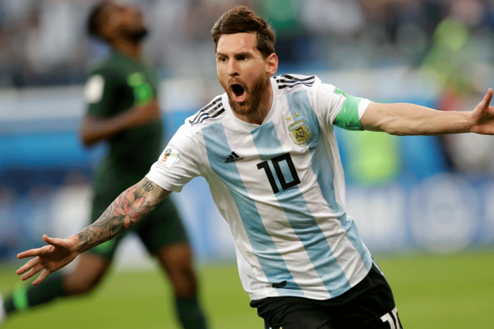 Announcer Totally Loses It on Air During Argentina's Win
