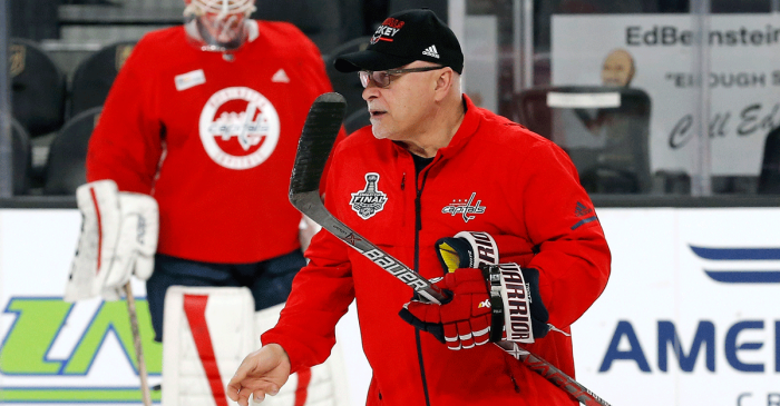 Trotz Resigns as Coach of Stanley Cup-Winning Washington Capitals