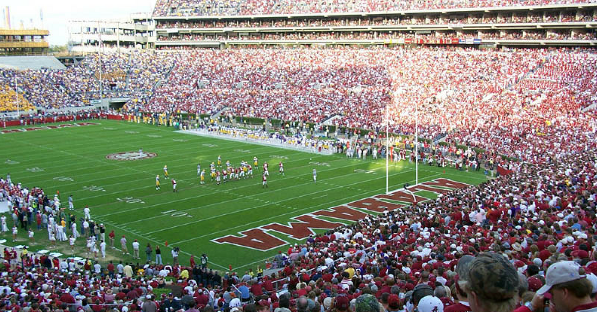 College Football Opening Day Game