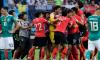 Germany Knocked World Cup South Korea Wins