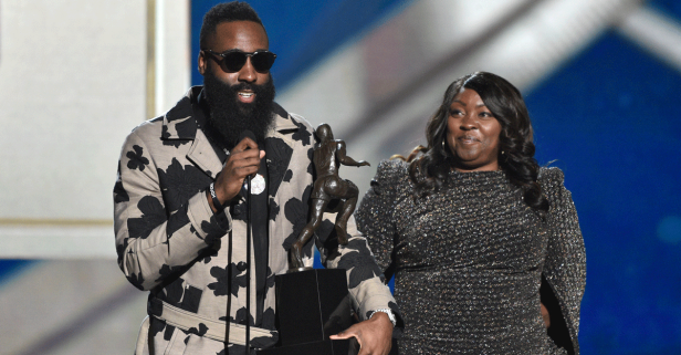 James Harden's Childhood Note to His Mom Will Give You Chills