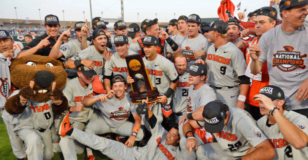 3 Reasons Why Oregon State Won the 2018 College World Series