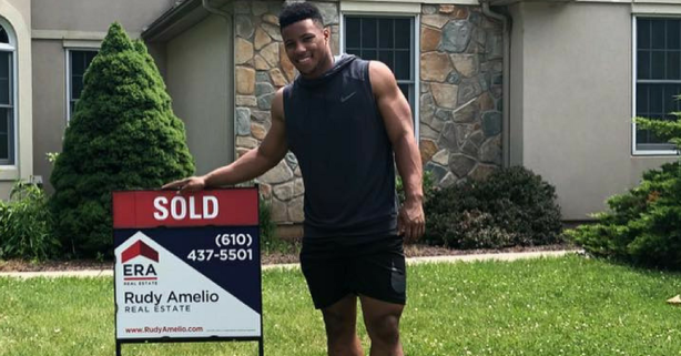 New York Giants Rookie Saquon Barkley Buys Parents a Home