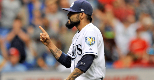 Rays Closer Sergio Romo Chirps at Nats, Benches Clear After Game