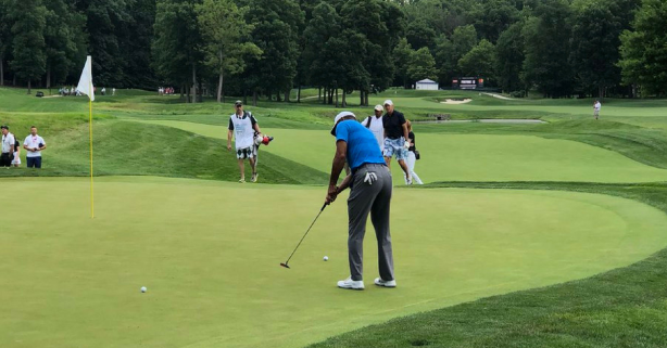 Tiger Woods Might Use a New Putter at Quicken Loans National