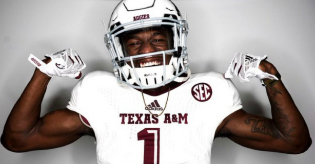 Aggies Add to Elite 2019 Secondary with CB Bobby Wolfe