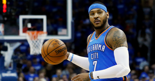 The Real Value of an Aging Carmelo Anthony