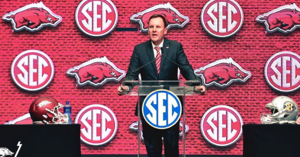 The Best Declarations From Every New Coach at SEC Media Days