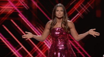 Start to Finish, Danica Patrick's ESPY's Monologue Was Horrible
