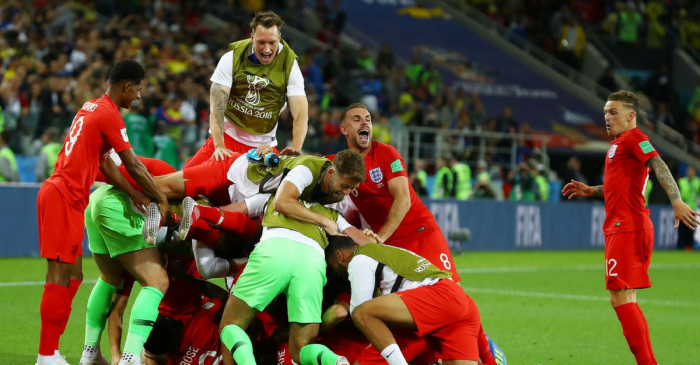 England Finally Ends World Cup Penalty Kick Misery