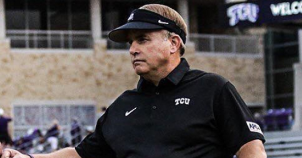 This New NCAA Rule Has TCU's Gary Patterson Up in Arms