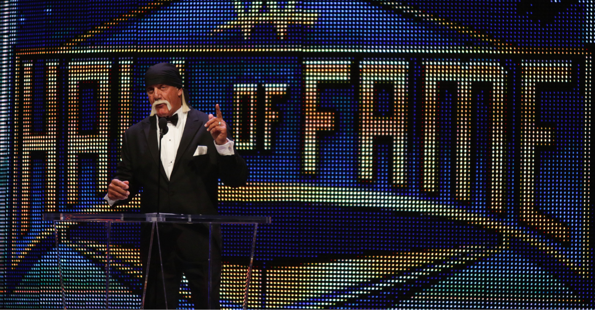 Hulk Hogan, Hall of Fame