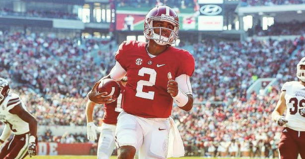 Jalen Hurts' First Tweet This Summer Proves He's Ready for War