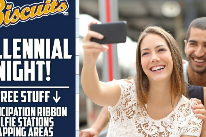 Baseball Team's Upcoming 'Millennial Night' is Actually Angering Millennials
