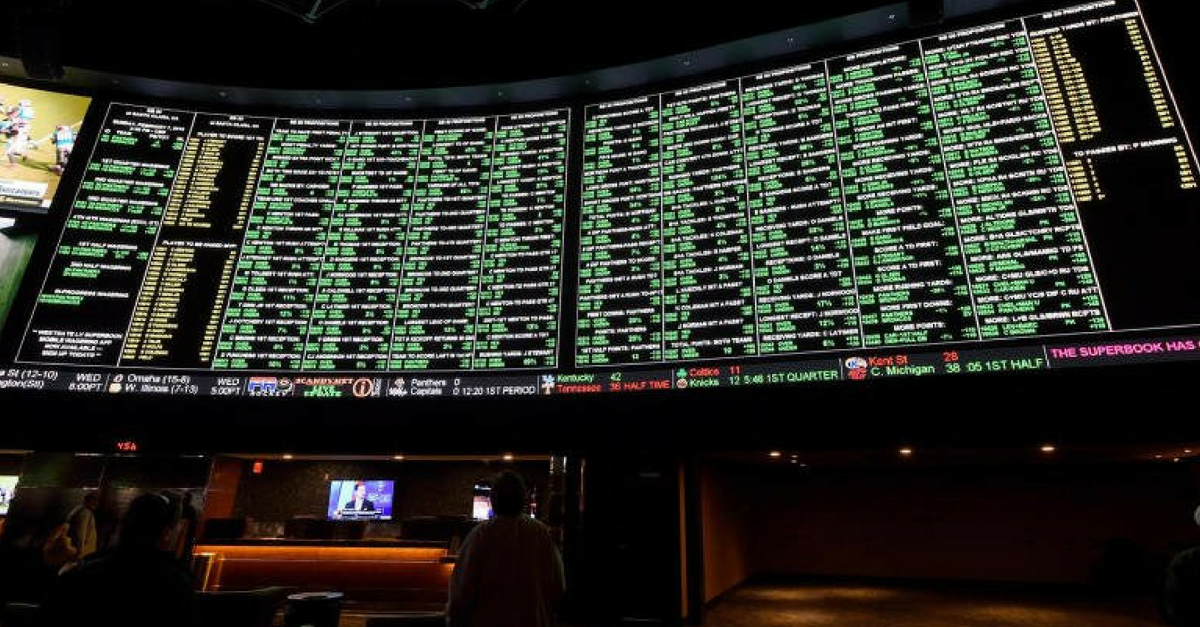Mississippi Sports Gambling
