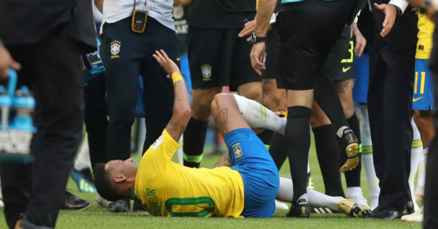 Did Brazil's Neymar Take It Too Far with His Latest Flop Against Mexico?
