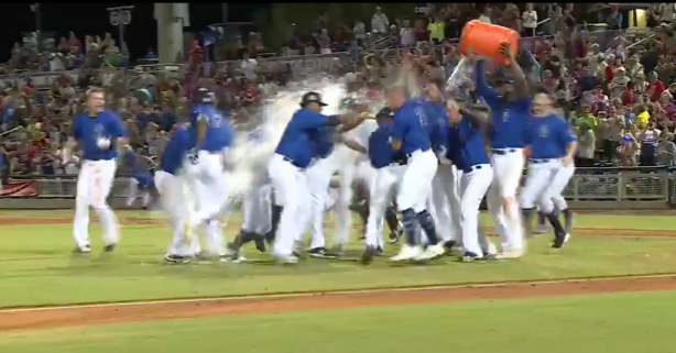 This Is the Craziest Walk-Off You'll Ever See in Baseball