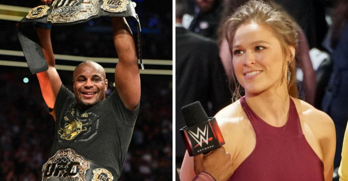 Ronda Rousey Dubs Daniel Cormier the Best UFC Fighter 'Right Now'