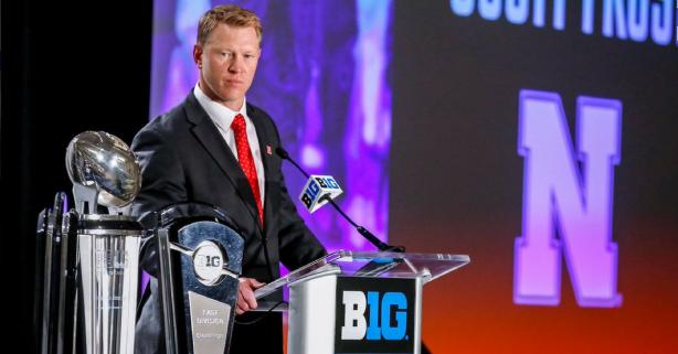 Scott Frost Won't Stop Until Nebraska Returns to Glory