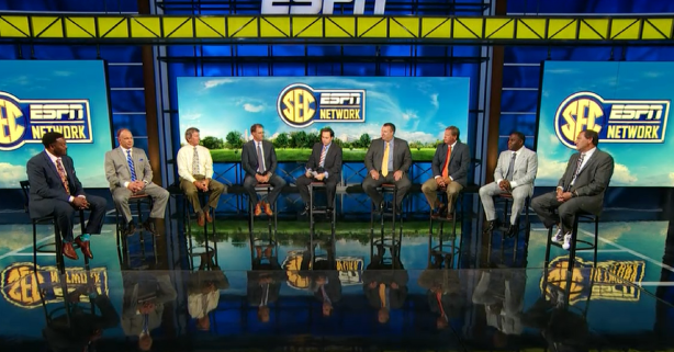 SEC Coaches Go Incognito to Talk About Each Other's Programs