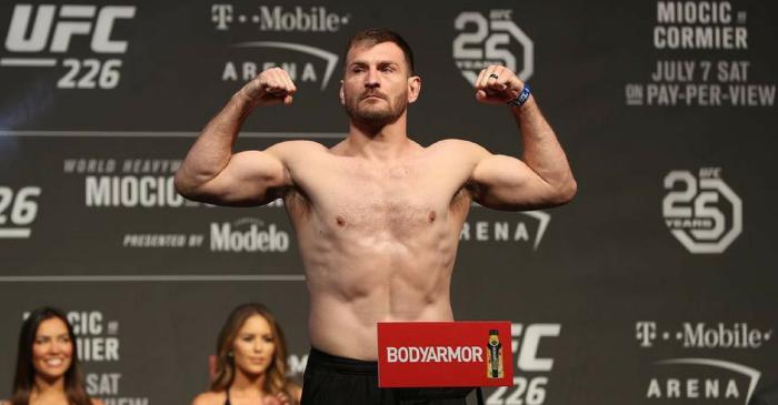 Stipe Miocic Blasts UFC, Demands Rematch with Daniel Cormier