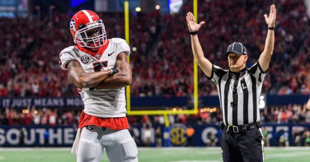 Why Georgia Won't Be Able to Escape Title Loss for a While
