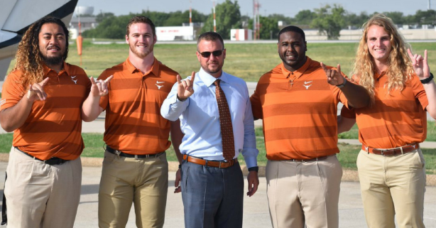 UT's Roster of Weight-Room Monsters Could Probably Throw a Longhorn
